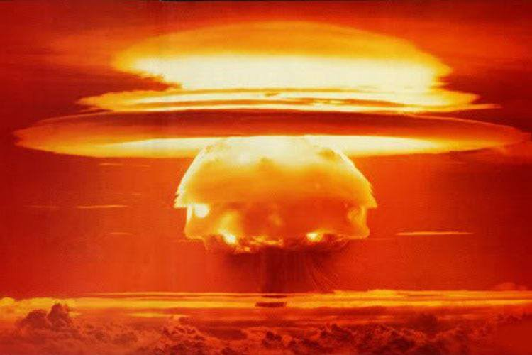 بمب هیروشیمای ژاپن