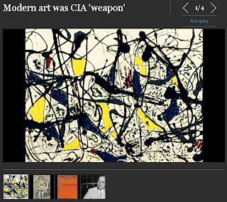 هنر - سازمان سیا - CIA